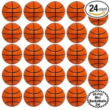 Amazon.com: Mini bolas deportivas para fiesta de niños ...