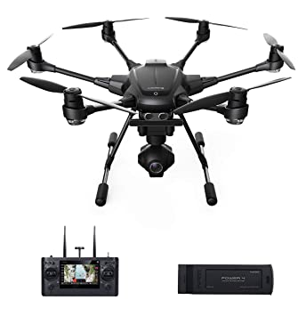Yuneec Typhoon H Hexacopter Drone - Grey