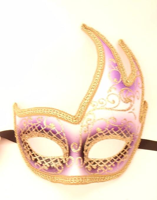 Venice Buys - Venetian Masks Máscara Veneciana Colombiana Onda ...