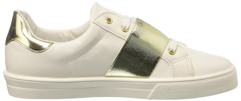 North Star 5411276, Zapatillas Mujer, Bianco, 36 EU