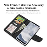 BLU Life One X (L0070UU) Wallet Case with Stand