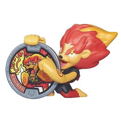 amazon com yo kai watch medal moments blazion toys games