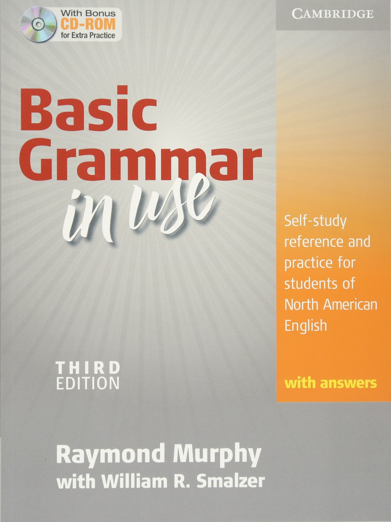 Basic Grammar in Use 3rd Students Book with Answers and CD-ROM ...