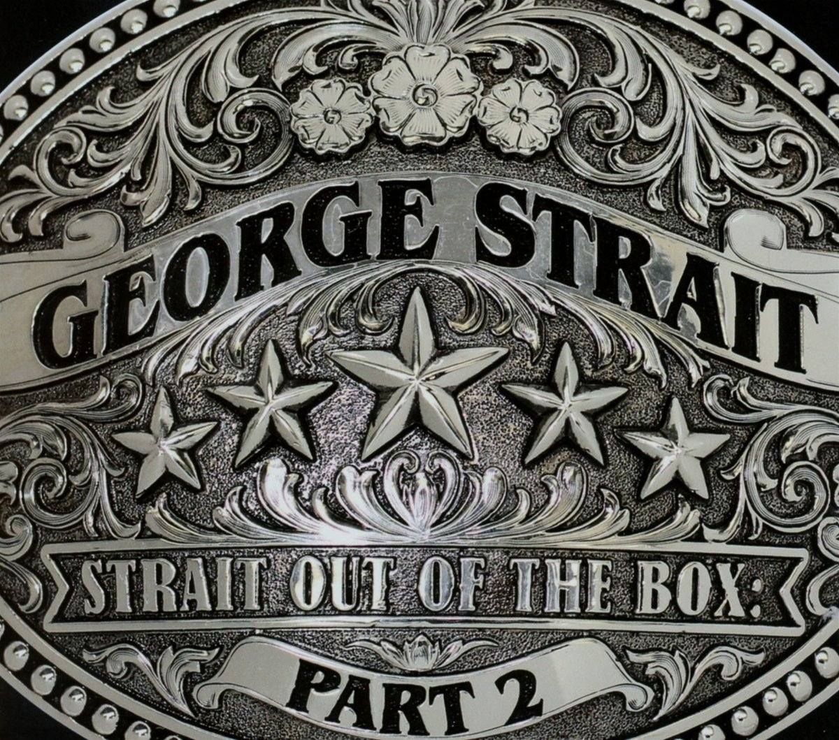 CD : George Strait - Strait Out Of The Box Part 2 (walmart) (3PC)