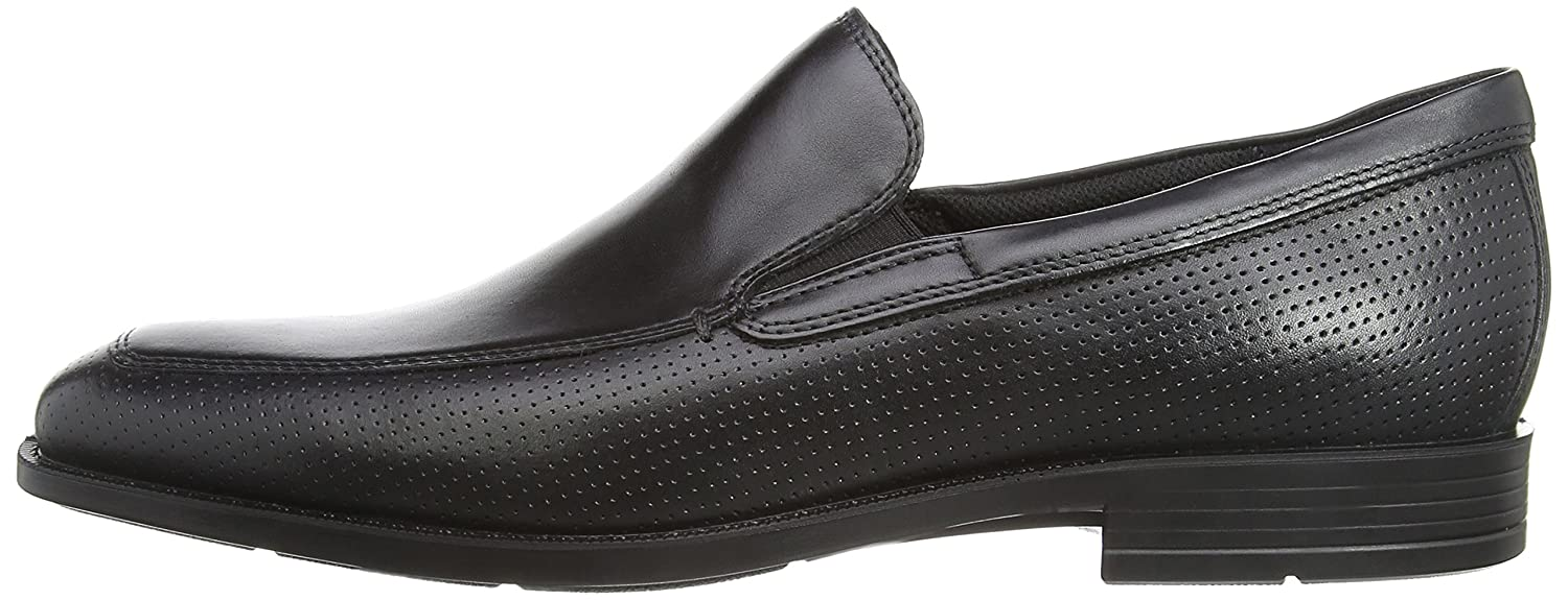 Amazon.com | ECCO Men's Edinbugh Slip On, Black, 45 EU/11-11.5 M US |  Loafers & Slip-Ons