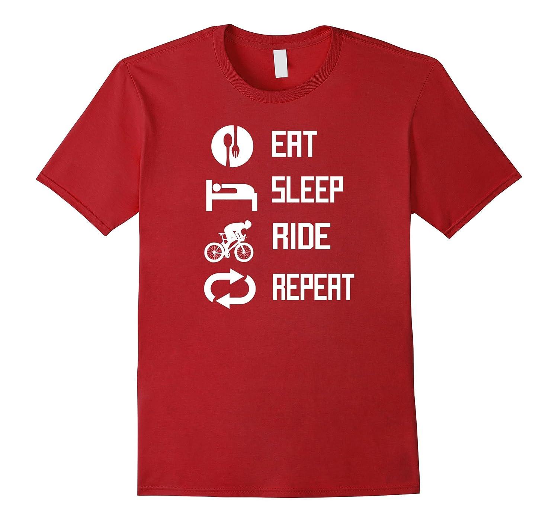 Bike TShirt for Cyclists and Mountain Bikers-FL