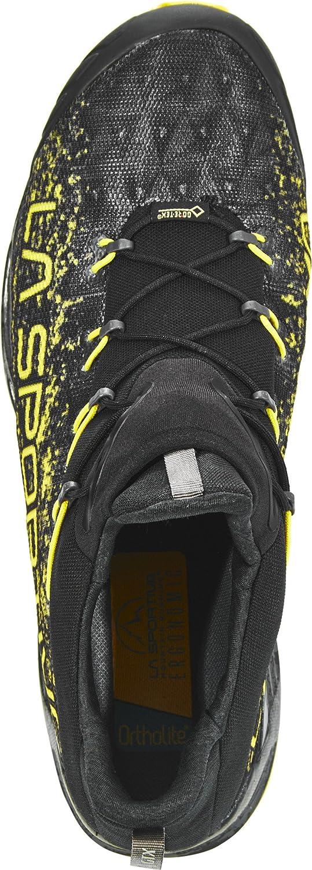La Sportiva Tempesta GTX Black//Butter Zapatillas de Trail Running Unisex Adulto