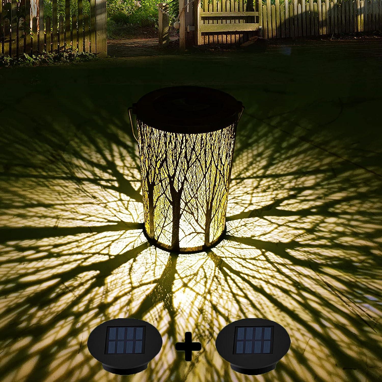 Kwaiffeo Waterproof Decorative Solar Garden Lights