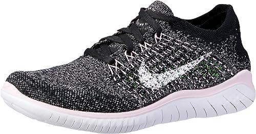 Nike Damen WMNS Free Rn Flyknit 2018 Leichtathletikschuhe