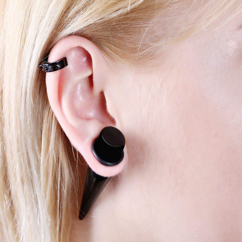 Amazon.com: WBRWP - Juego de 48 dilatadores de oreja ...