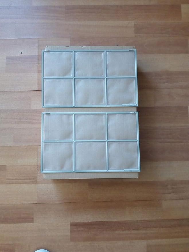 N. 2 filtros originales DB63-01591C aire acondicionado Samsung ...