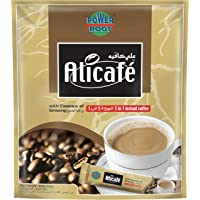 AliCafe 5 in 1 Instant Coffee Pouch, 20 gm x 20