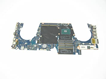 Amazon.com: HP ZBook 17 G3 Motherboard i7-6700HQ 848302-001 848302 ...