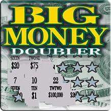 Big Money Doubler - Lotto Scratch Card