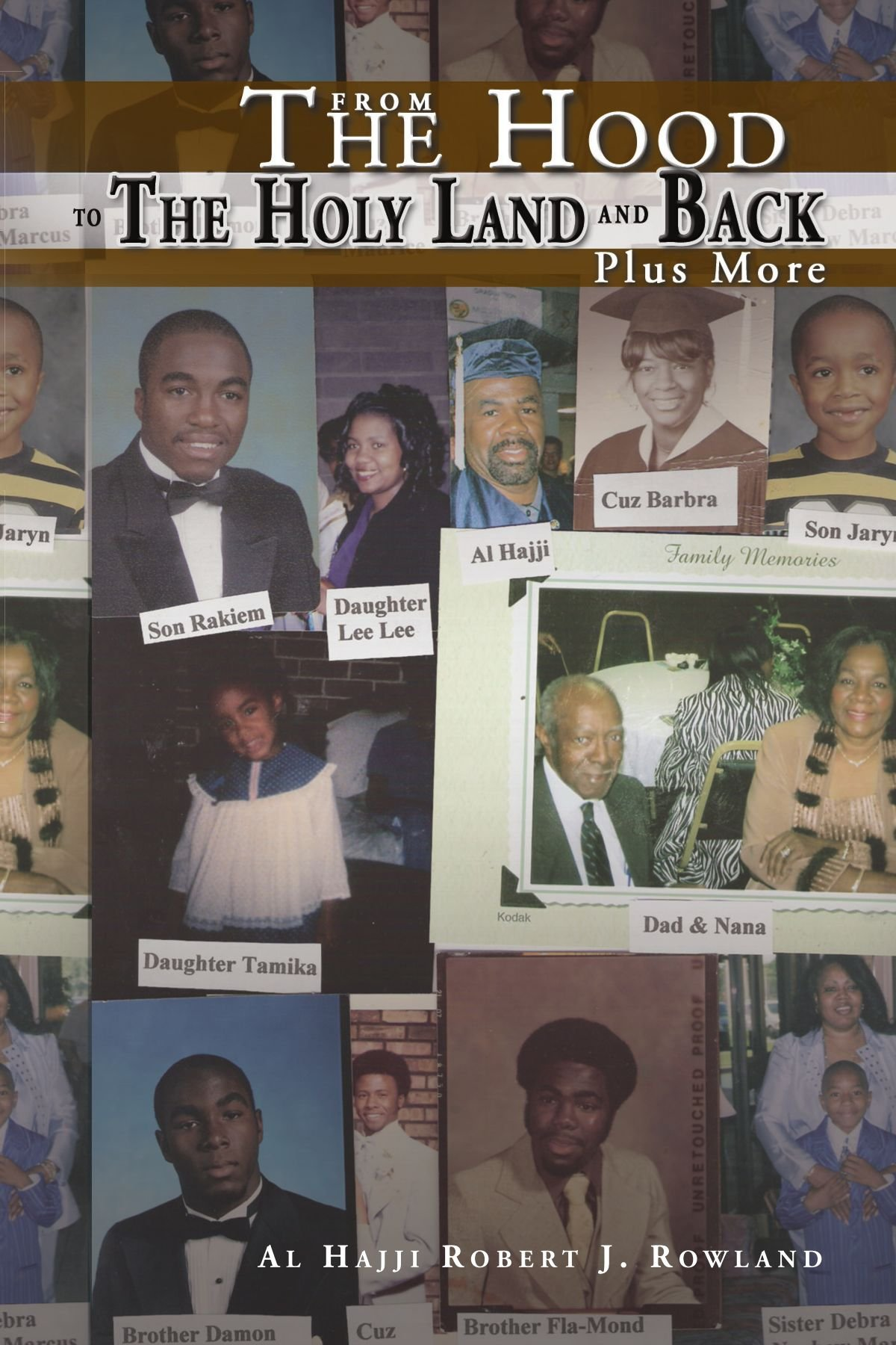 Download From The Hood To The Holy Land And Back Plus More pdf epub