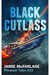Black Cutlass (Privateer Tales Book 19) Kindle Edition