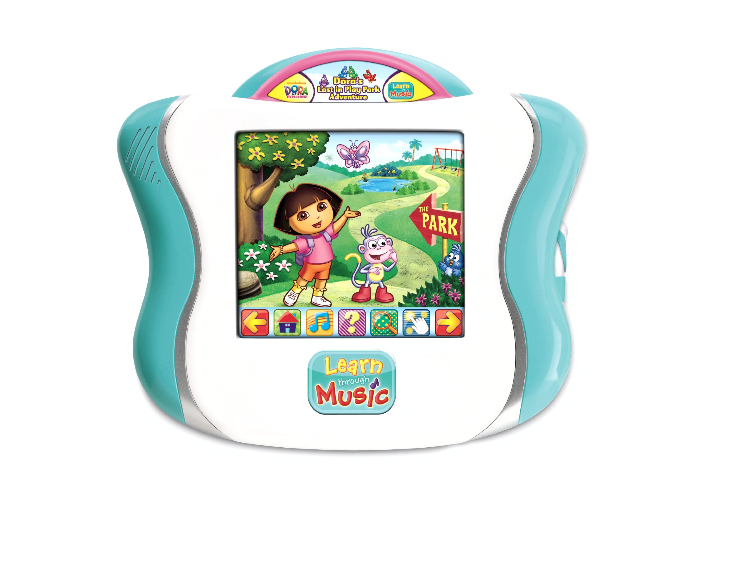 Fisher-Price Learn Through Music Touchpad Software - Dora's Lost in Play Park Adventure by Fisher-Price (Image #3)