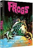 Die Frösche - uncut (Blu-Ray+DVD) auf 333 limitiertes Mediabook Cover B [Limited Collector's Edition]