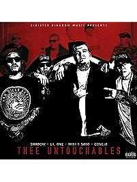 Thee Untouchables [Explicit]