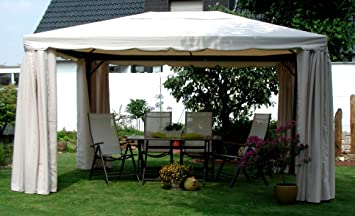 Großartig Amazon.de: LECO Ersatzdach aus hochwertigem Polyester für den  OI76