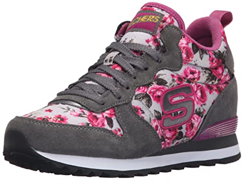 Skechers Originals OG 85 Hollywood Rose Zapatillas de Deporte, Mujer, Gris (Gypk), 39: Amazon.es: Zapatos y complementos