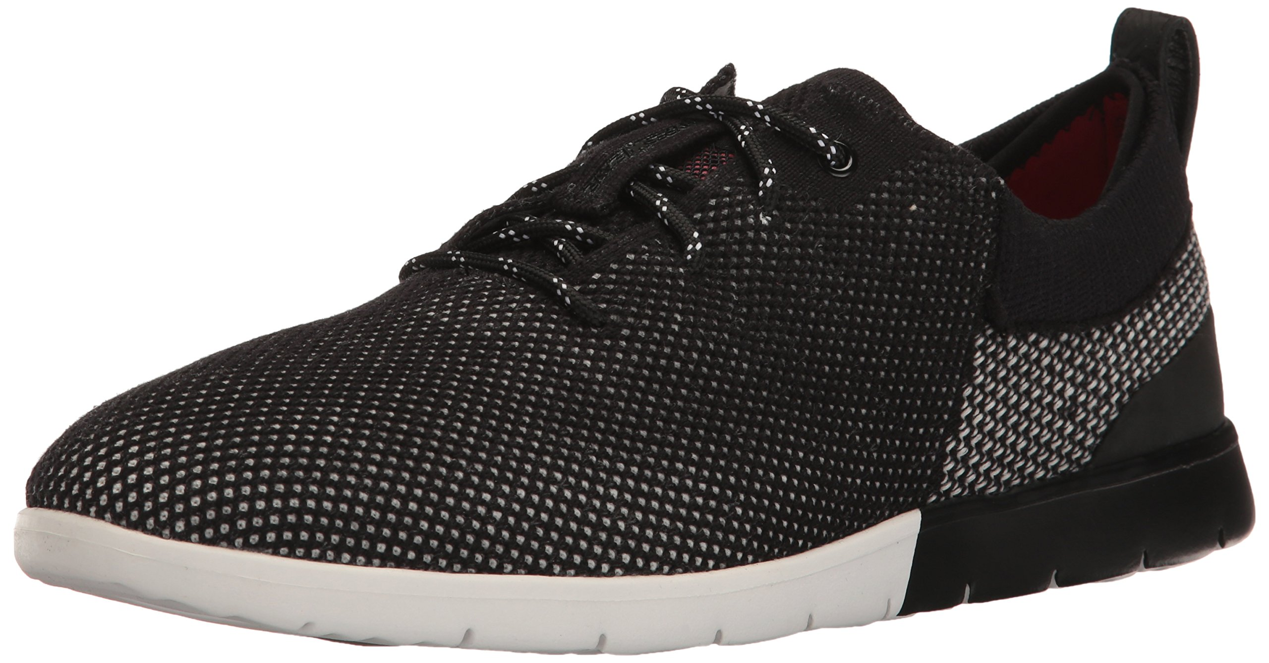 UGG Men's Feli Hyperweave Oxford, Black, 12 M US