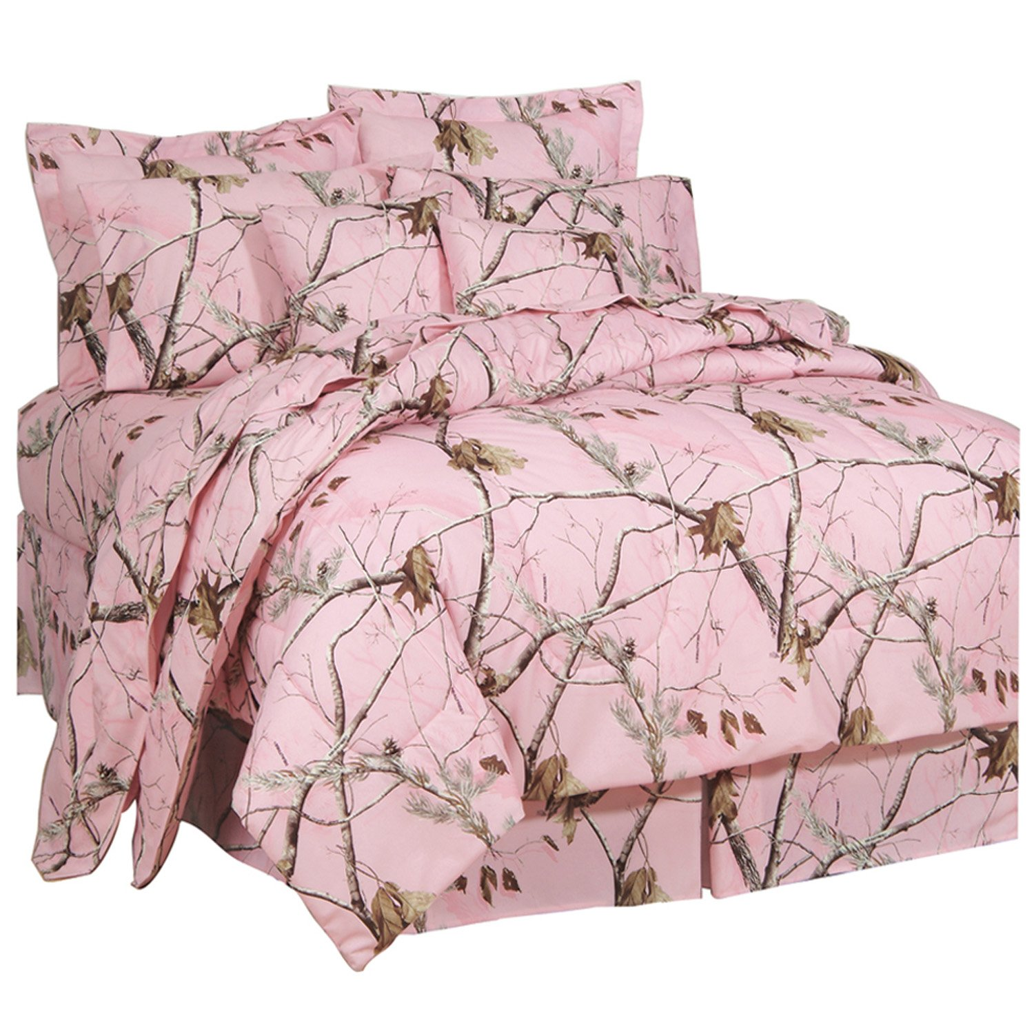 Pink camo bedding twin - Pink Camo Bedding Twin 12