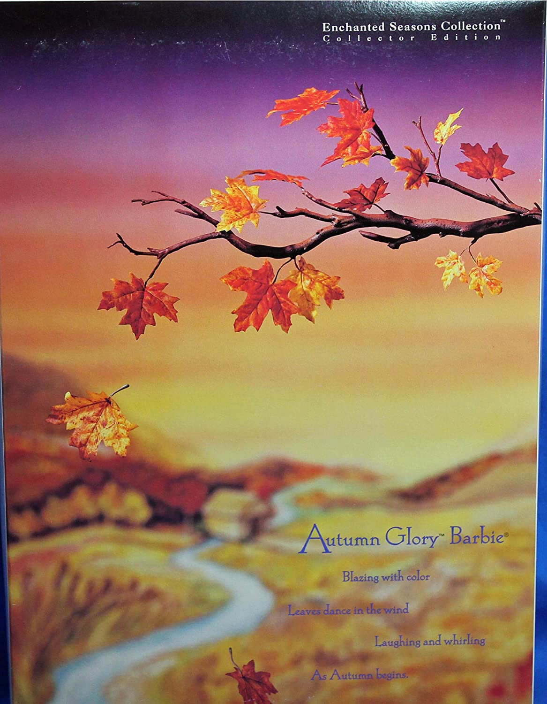Mattel 15204 Barbie Autumn Glory Enchanted Seasons Collection