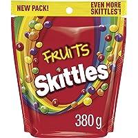 Skittles Fruits Large Bag, 380 g