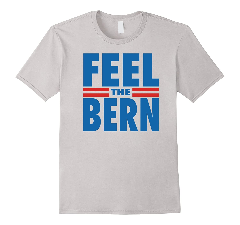 Feel The Bern Bernie Sanders T-Shirt 2016-Art
