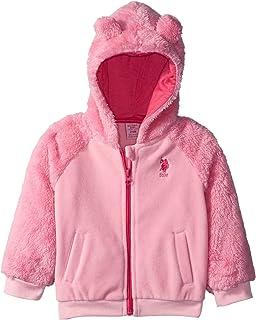 a53d77b1ed70 Amazon.com  U.S. Polo Assn. Girls  Fashion Outerwear Jacket