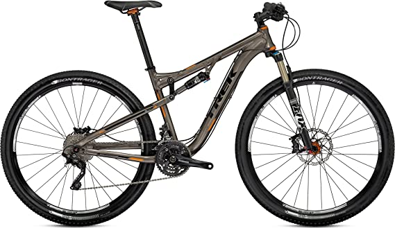 Trek MTB Sfly 100 AL Elite - Bicicleta de montaña para Hombre ...
