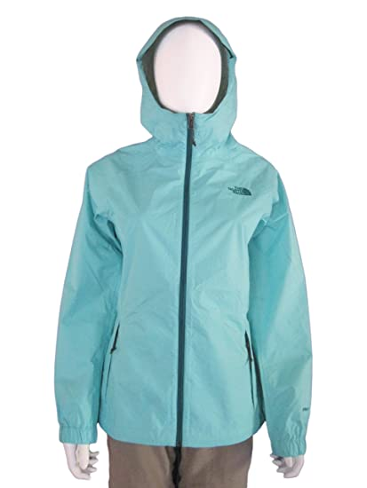 71d55856f The North Face Women's Pare Jacket Raincoat Waterproof - Mint Blue ...