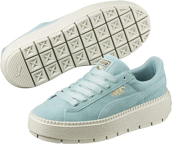 puma scarpe azzurre