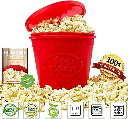 Buy mumsprefer bpa free silicone popcorn maker with recipe ebook 2 mumsprefer bpa free silicone popcorn maker with recipe ebook 2 quarts 6 8 fandeluxe Choice Image