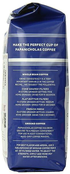 PapaNicholas Coffee Whole Bean Coffee, Breakfast Blend, 2 Pound