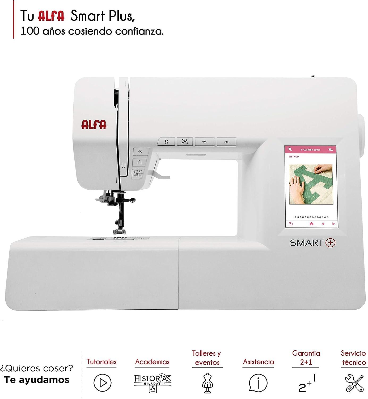 Aprender a coser a maquina alfa antigua