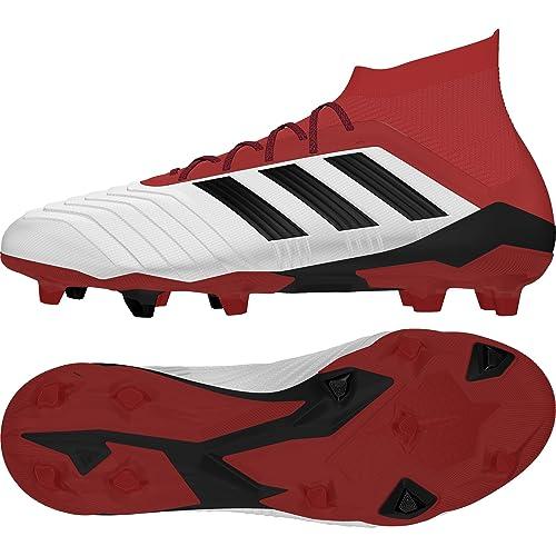 Adidas Predator 18.1 FG, Botas de fútbol para Hombre: Amazon.es: Zapatos y complementos