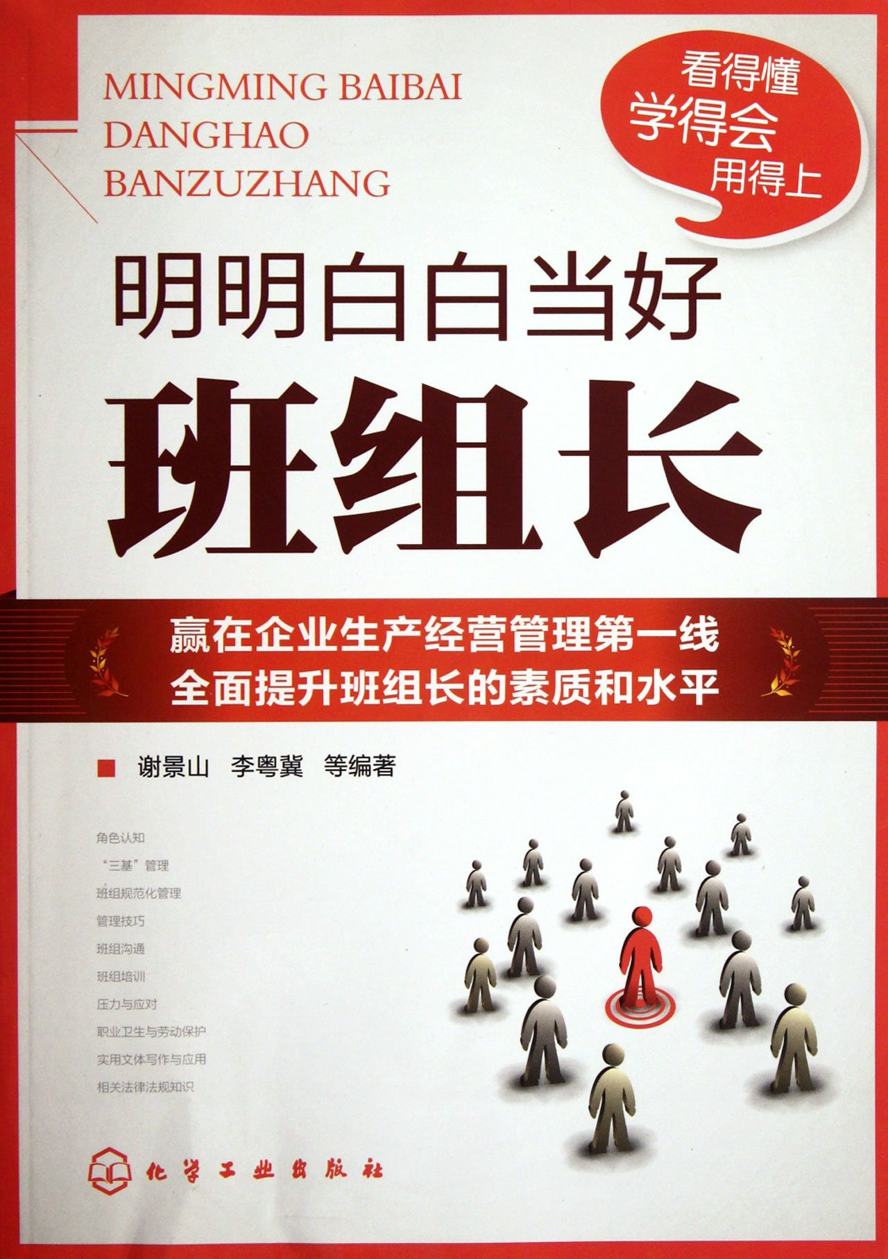Download to be a good team leader flatly (Chinese Edition) PDF