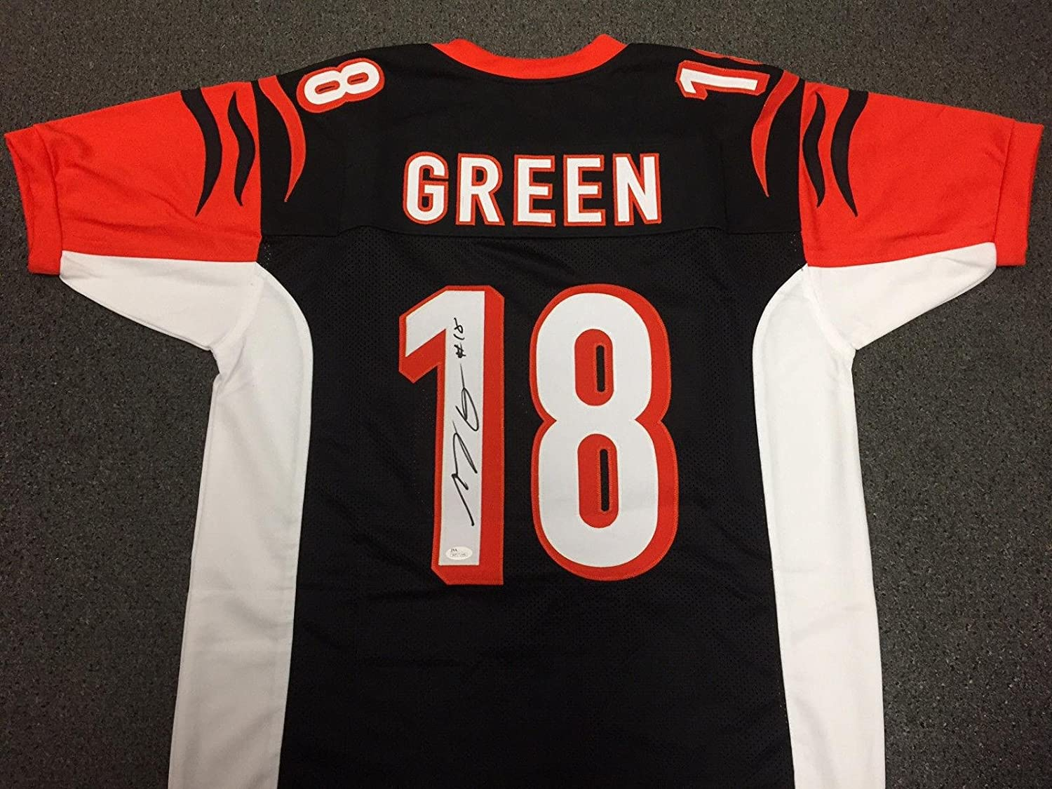 Signed A.J. Green Jersey - AJ COA - JSA Certified - Autographed NFL Jerseys  at Amazon s Sports Collectibles Store 061ea6e7f