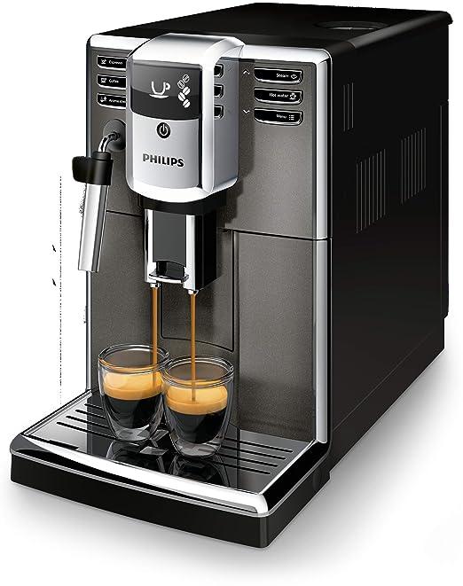 Philips Serie 5000 EP5314/10 - Cafetera Súper Automática, 3 Bebidas de Café, Pannarello Incorporado, Molinillo Ceramico: Amazon.es: Hogar