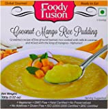 Foody Fusion Pudding, Coconut Mango Rice, 100g