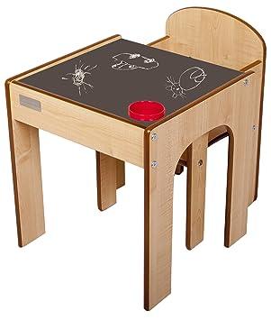 Little Helper In Scheint Schreibtisch Und Stuhl Aus Holz Für Kinder