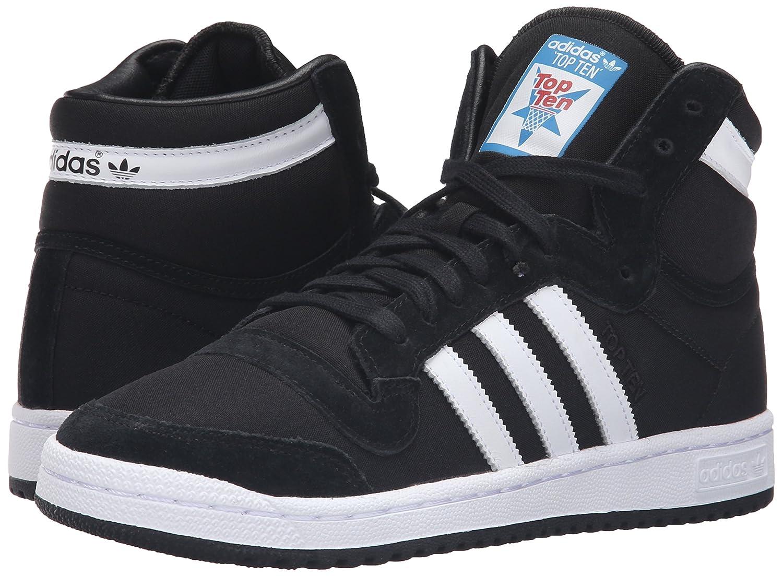 new styles c2db3 eead9 Amazon.com   adidas Originals Men s Top Ten Hi Basketball Shoe   Fashion  Sneakers