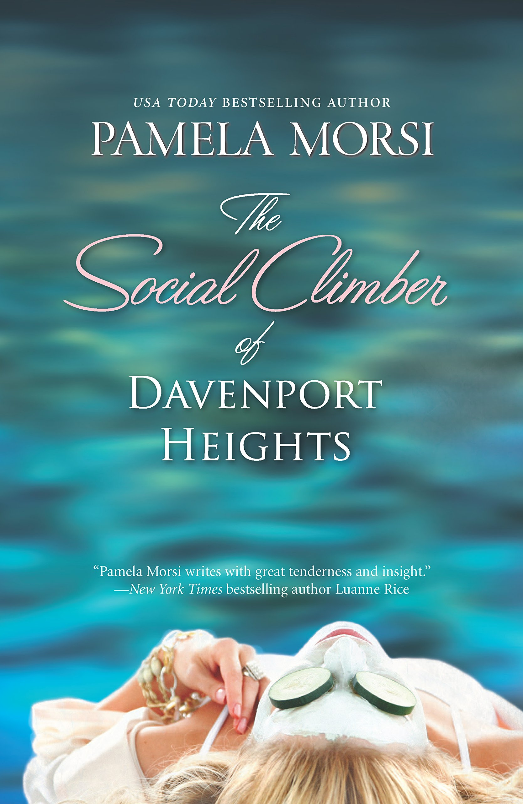 Read Online The Social Climber of Davenport Heights PDF