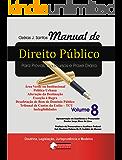 Manual de Direito Público V. 8: Tribunal de Contas da União – TCU