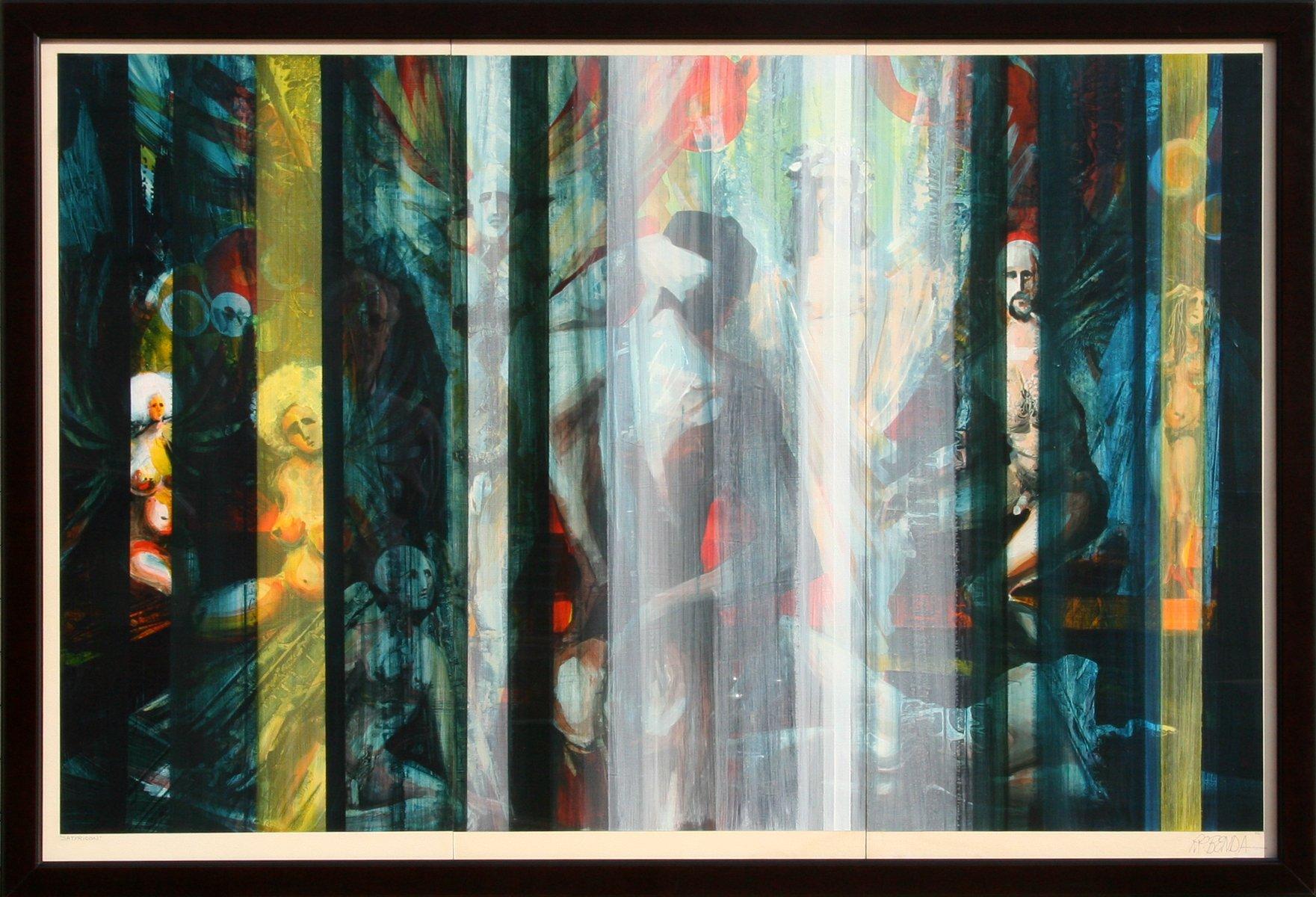 Satyricon - Triptych by