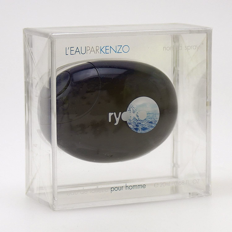 Kenzo L'EAU de luces Kenzo edición de espuma de poliuretano para homme RYOKO EDT 20 ml nómada de aerosol de la