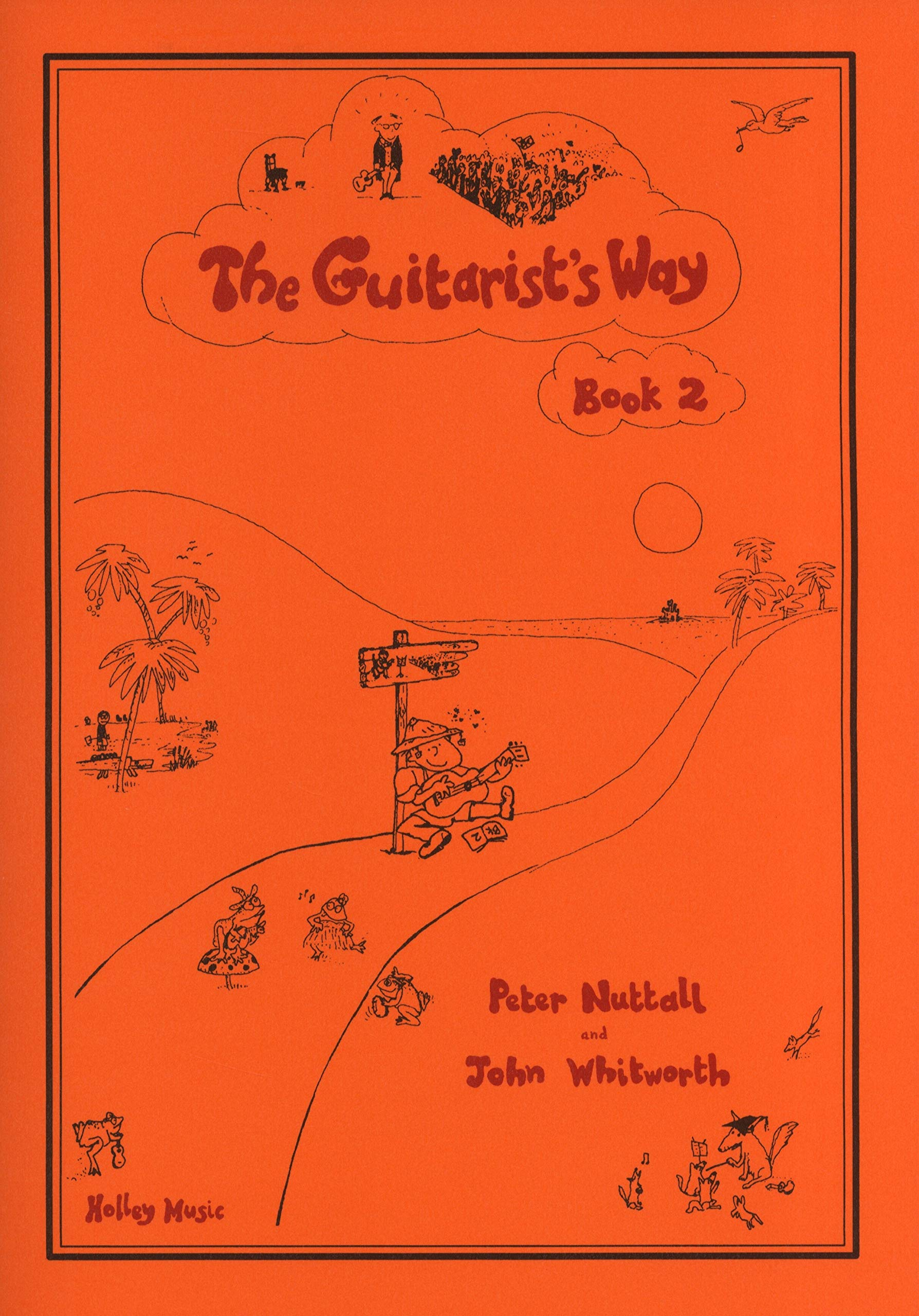 NUTTALL y WHITWORTH - The Guitarists Way Book 2 para Guitarra ...