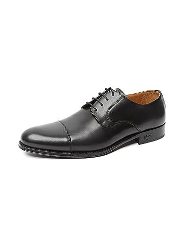 Caramelo Homme Couleur Design Noir Chaussures Intemporel Yb7vmIfyg6